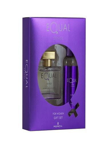 Equal Equal Sense Bayan Kofre 75 Ml+150 Ml Renksiz